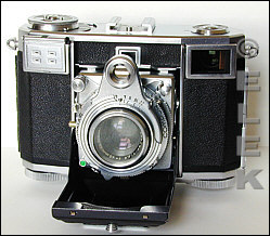 Mike Elek: Zeiss Ikon Contessa